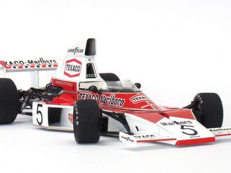 Mclaren M23 1974 E. Fittipaldi