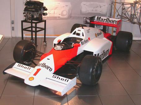 Mclaren MP4/2C 1986 A. Prost & K. Rosberg