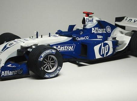 Williams FW26 2004