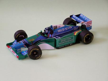 Benetton B194 1994 M. Schumacher