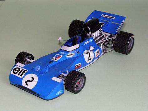 TYRRELL 1971 J. STEWART