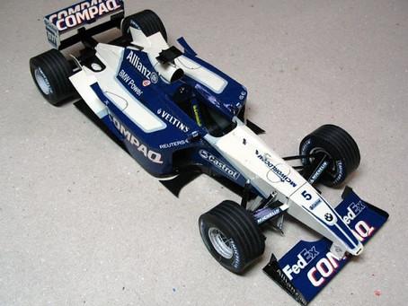 Williams FW24 2002 R. Schumacher