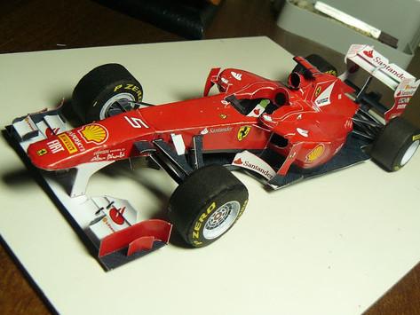 Ferrari F150 2011 F. Alonso