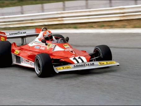Ferrari 312 T2 1977 Niki Lauda