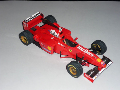 Ferrari F310B 1997 M.Schumacher