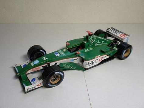 Jaguar 2003 M. Webber