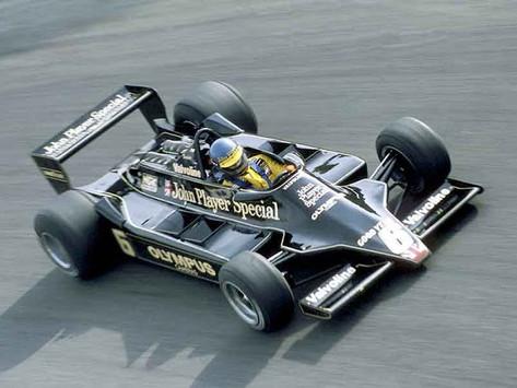 Lotus 79 JPS 1978 M. Andretti