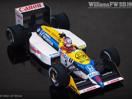 Williams FW11B 1987 Nigel Mansel