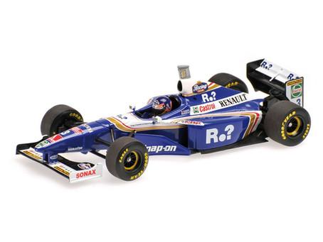 Williams FW19 1997 J. Villeneuve