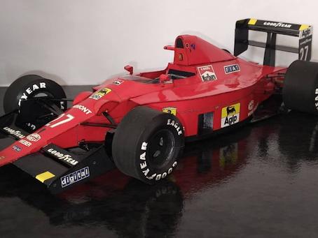 Ferrari F189 N. Mansell