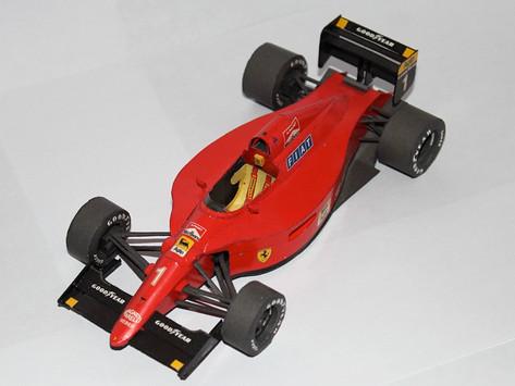 Ferrari 641 1990 A. Prost