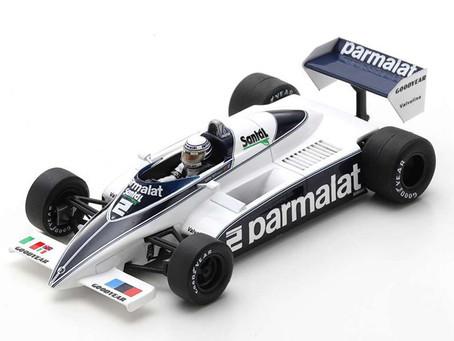 Brabham BT50 1981 N. Piquet