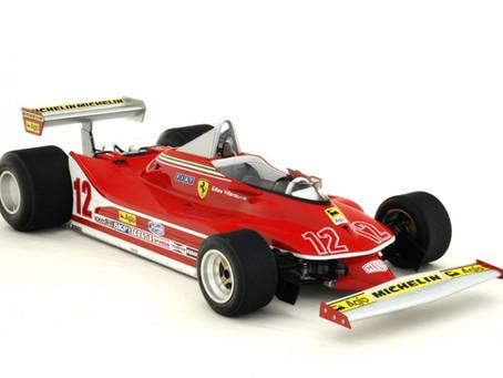 Ferrari 312 T4 1979 J. Scheckter