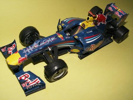 Redbull RB6 2010 S. Vettel