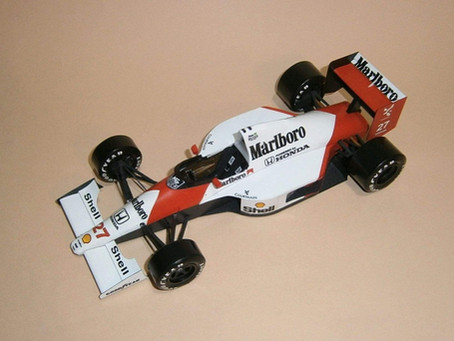Mclaren MP4/5B 1990 Ayrton Senna