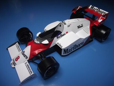 Mclaren MP4/2 1984 N. Lauda & A. Prost