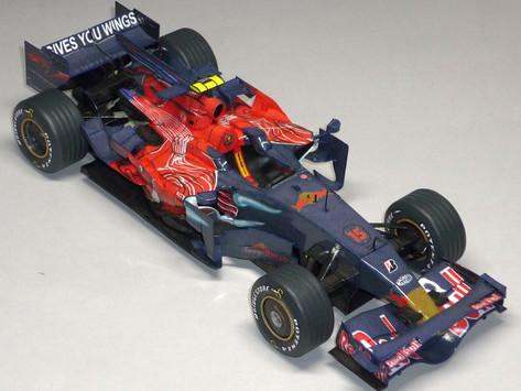 Toro Rosso STR3 2008 S.Vettel