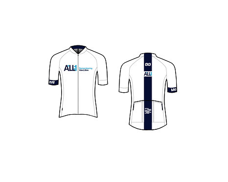 Maillot oficial Team ALL1 - IRONMAN 70.3 Brutalex 2018