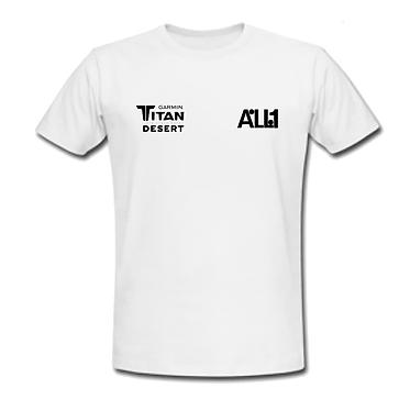 Camiseta oficial Team ALL1 - Titan Desert 2020