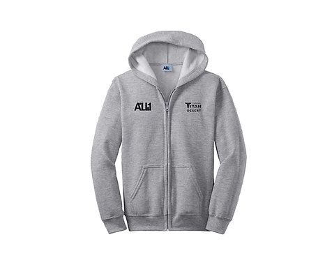Sudadera oficial Team ALL1 - Titan Desert 2020
