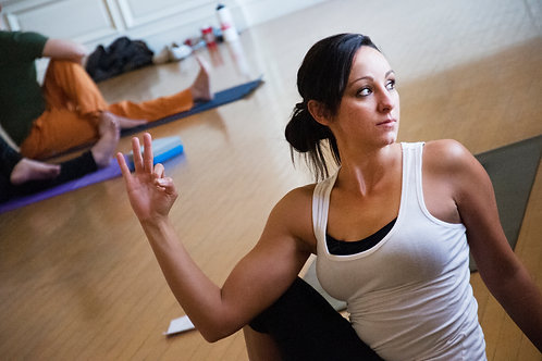 Private Yoga Therapy Session