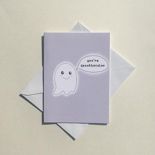 You're Spooktacular Card