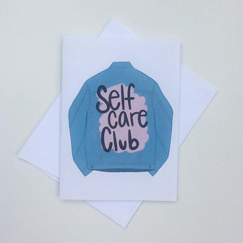 Self Care Club Card