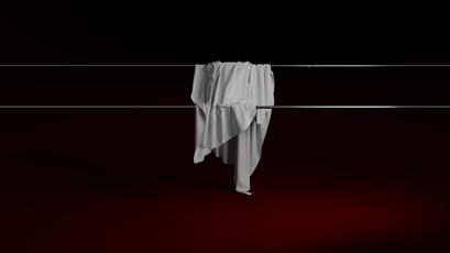 Cloth Hanging (The Veil)