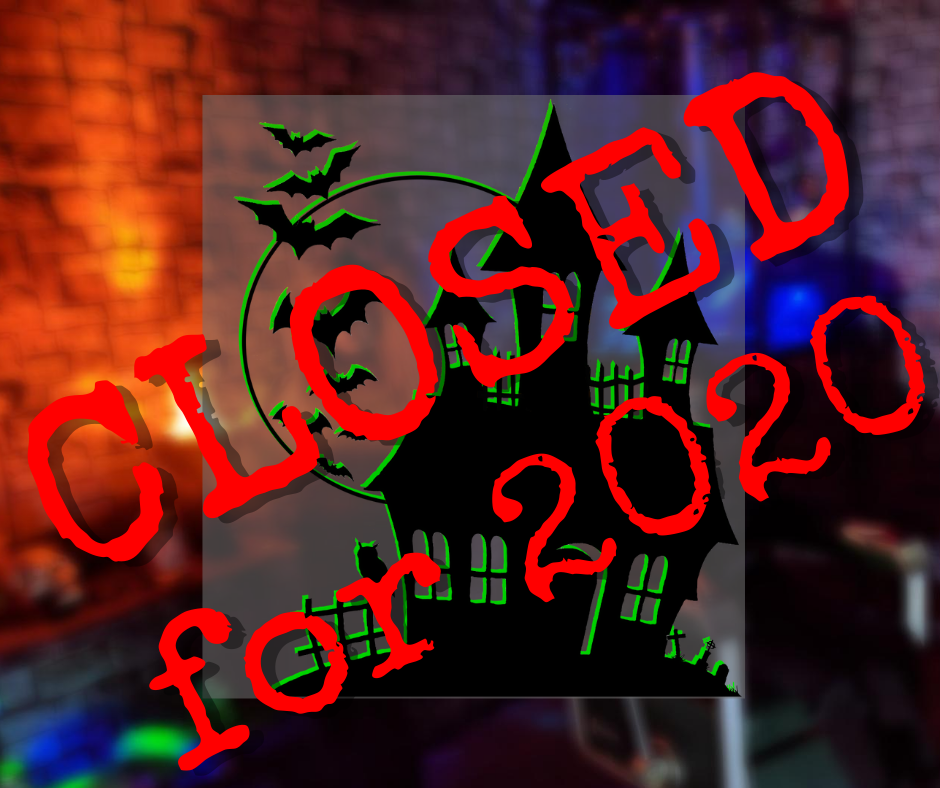 Closed for 2020