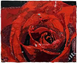 Name Something Red #5 (Rose)