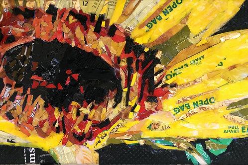 Name Something Yellow #4 (Sunflower)