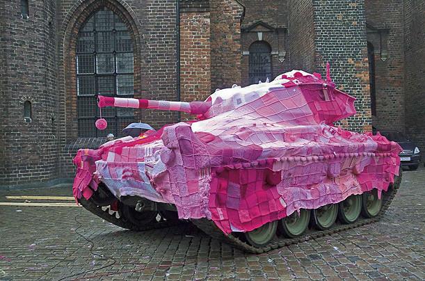 Tank Blanket