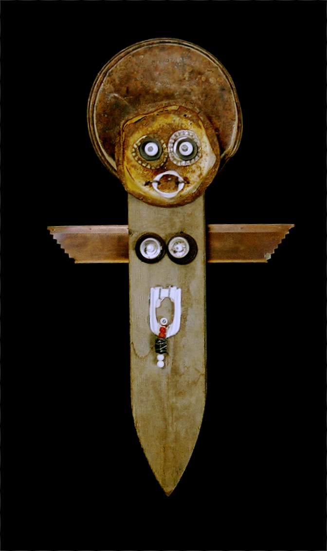 Trash Totem Untitled 2a
