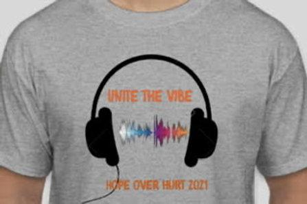 """2021 Retreat """"Unite The Vibe"""" Shirt"""