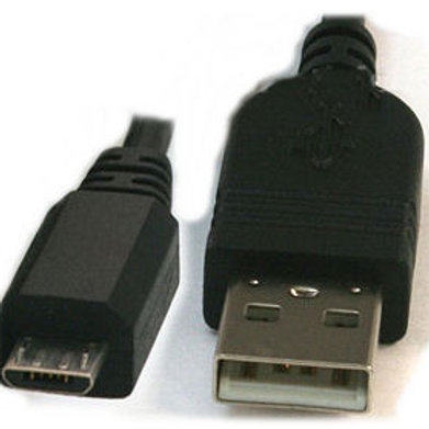 Charging cable for Galaxy and Android smart phones