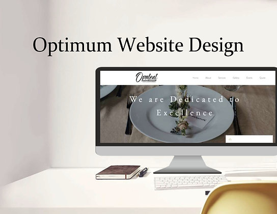 Large Business Website Design