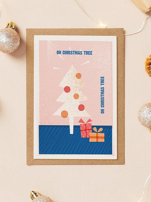 O Christmas tree, ....