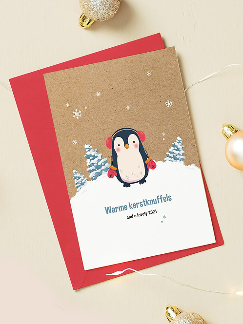 Warme kerstknuffels | 2