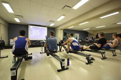 Championnats québécois d'aviron en salle