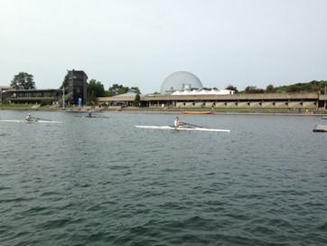 ERA bassin Olympique Montréal