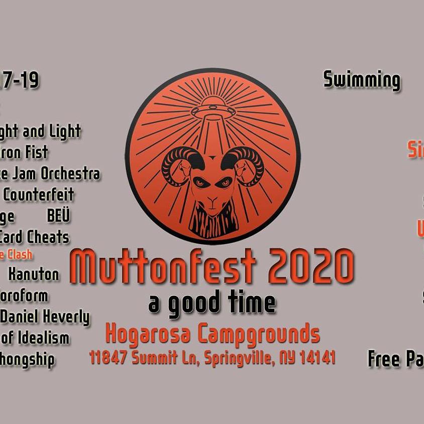 Muttonfest 2020