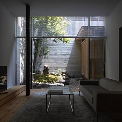 residence jo kamisannomiya