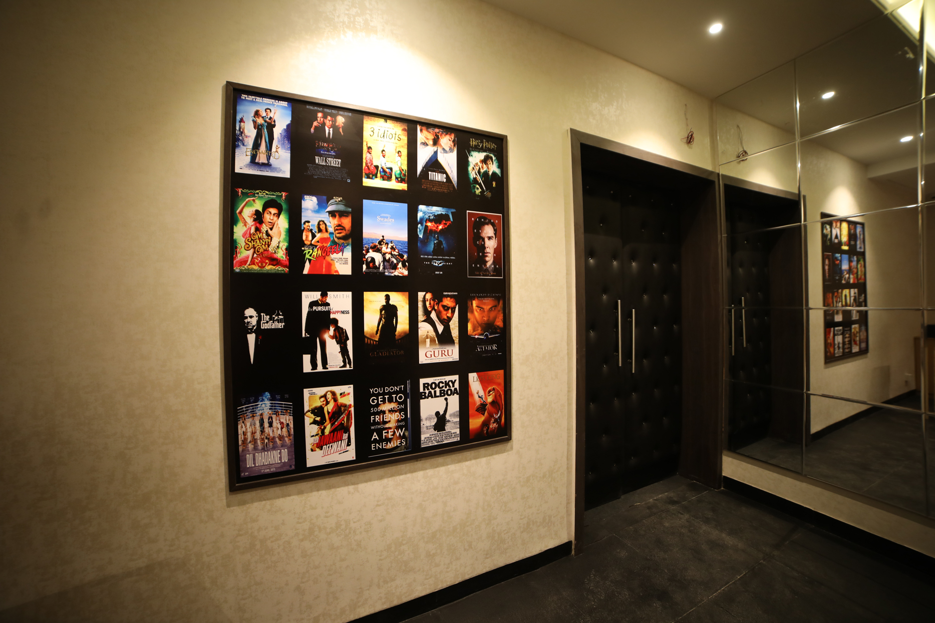DARK Cinemas Entry