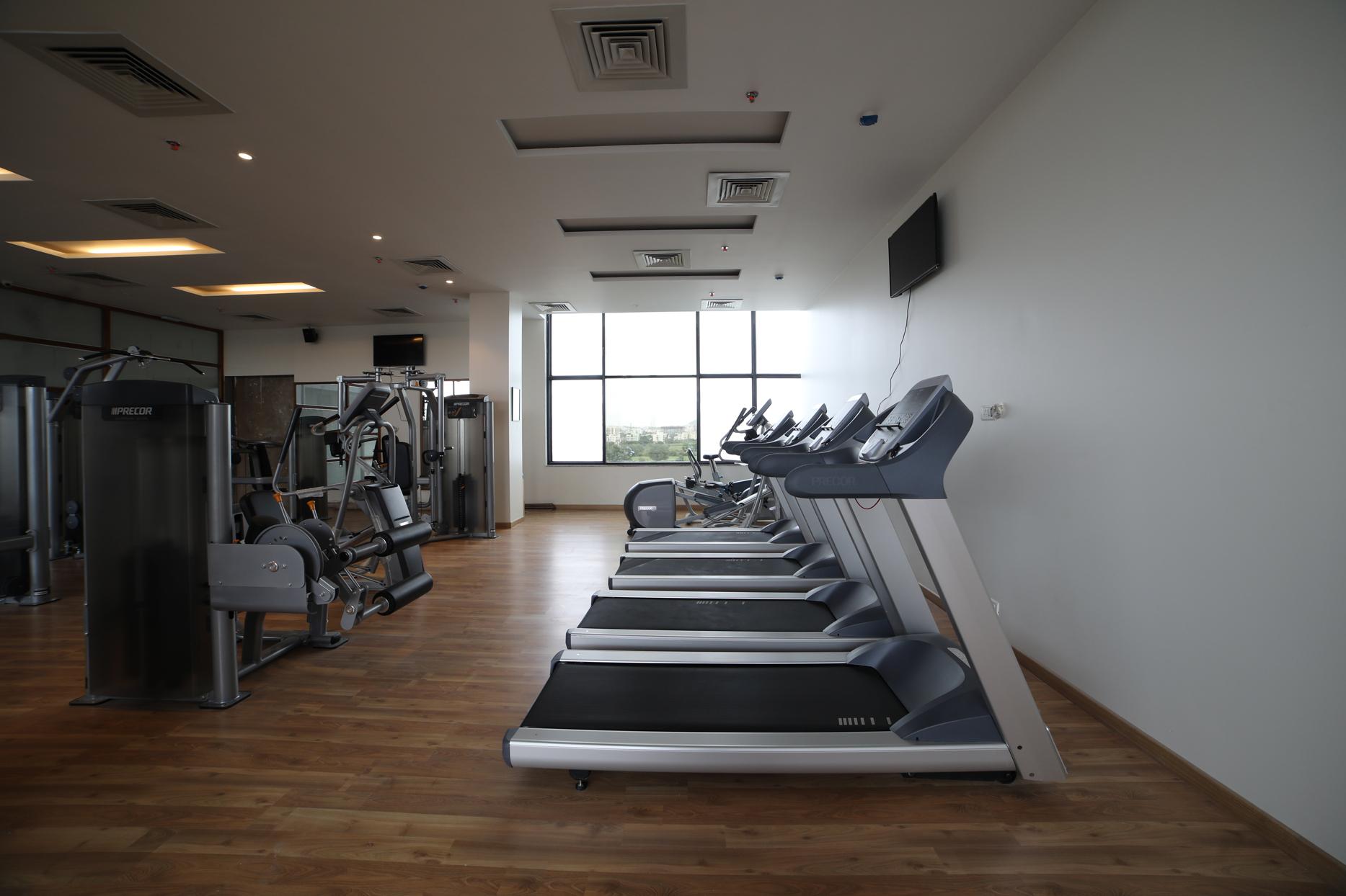 Club Lafair Gym