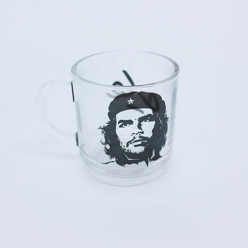 Caneca de vidro Che Guevara