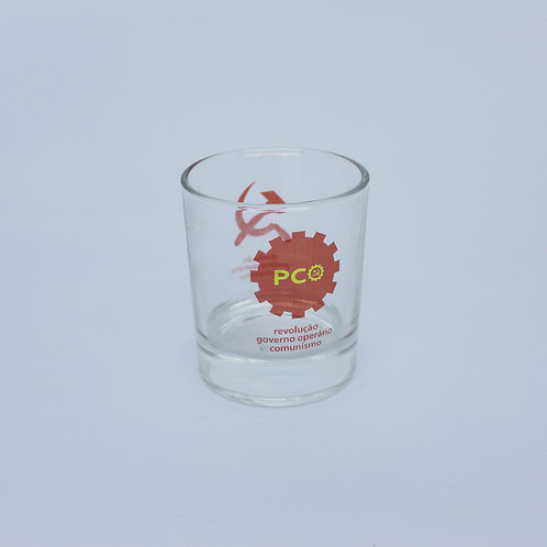 Copo de Whisky PCO
