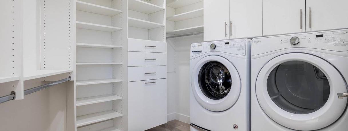Closet/Laundry #1