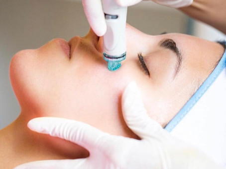 What is CTGF Hydrafacial?