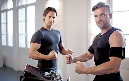 Amplitrain Muskelaufbau Tschanun Bregenz