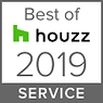 Equity Staging & Design Best of Houzz 2019 award badge